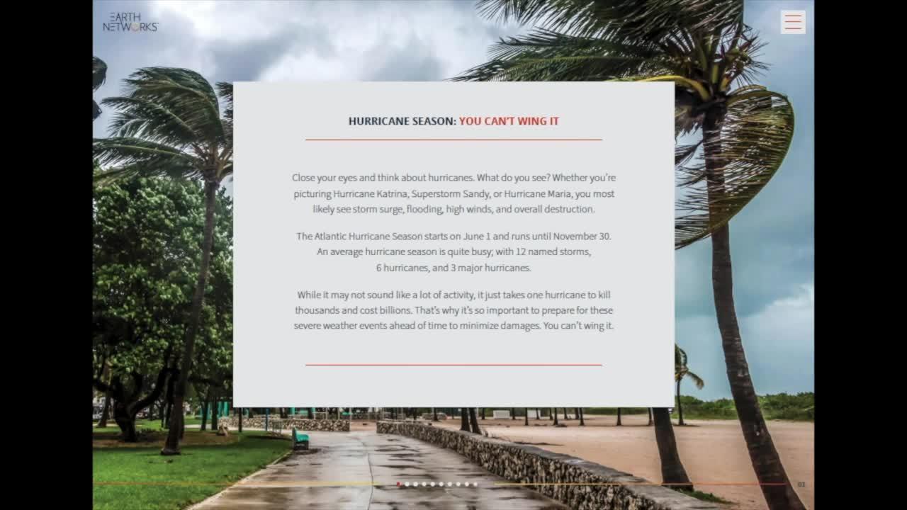 Hurricane Preparedness EBook Preview