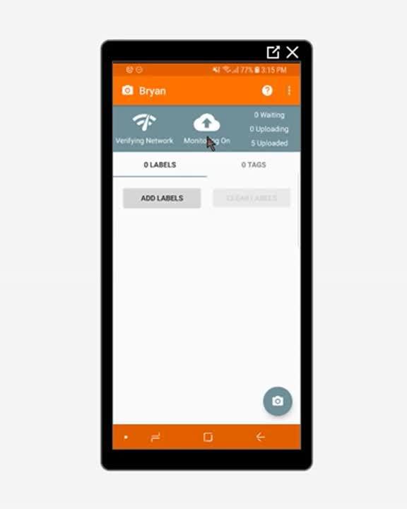 Saas App- Monitoring Photos Explanation