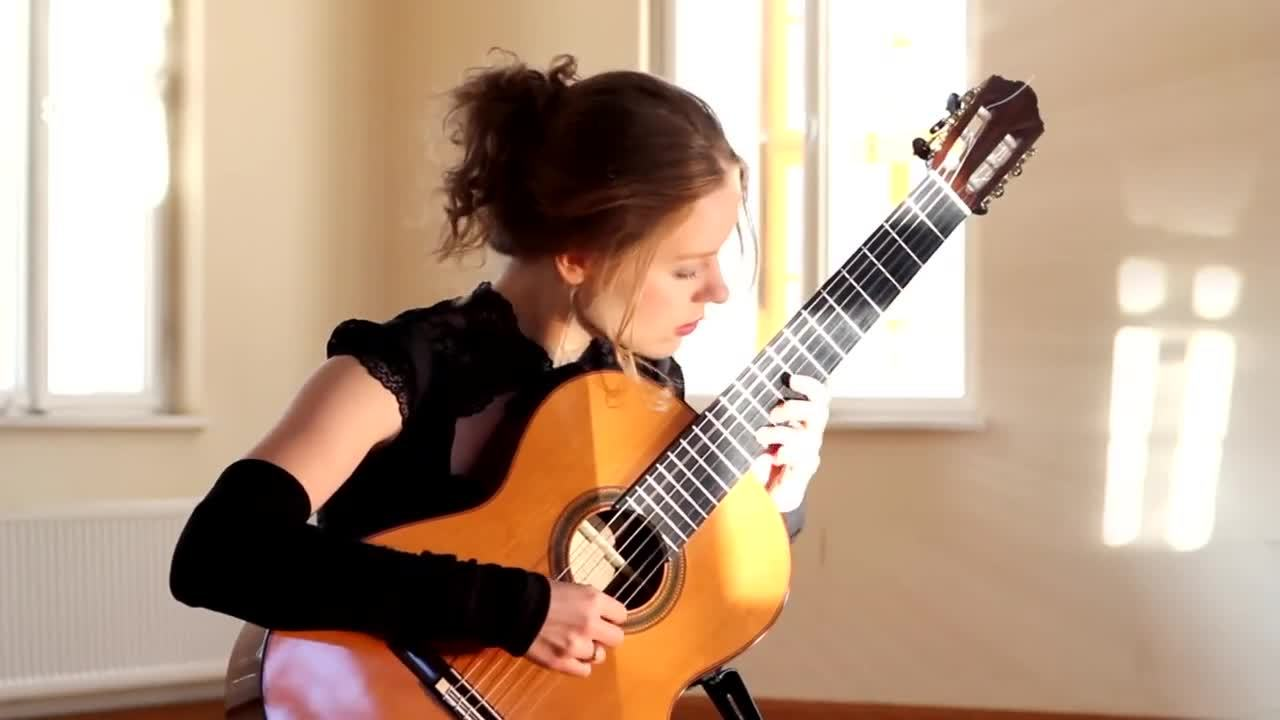 F_Tarrega_Fantasia_La_Traviata_performed_by_Tatyana_Ryzhkova