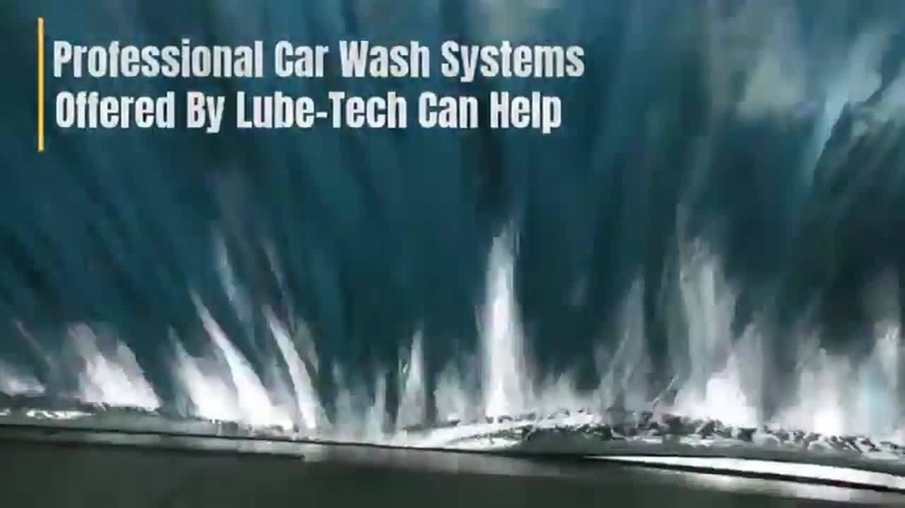 Lube-Tech Professional Car Wash Systems and Installation