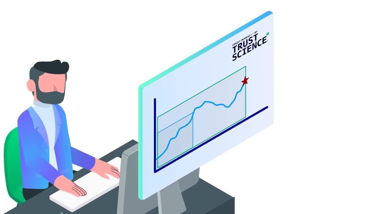 Credit Bureau + ™ by Trust Science®