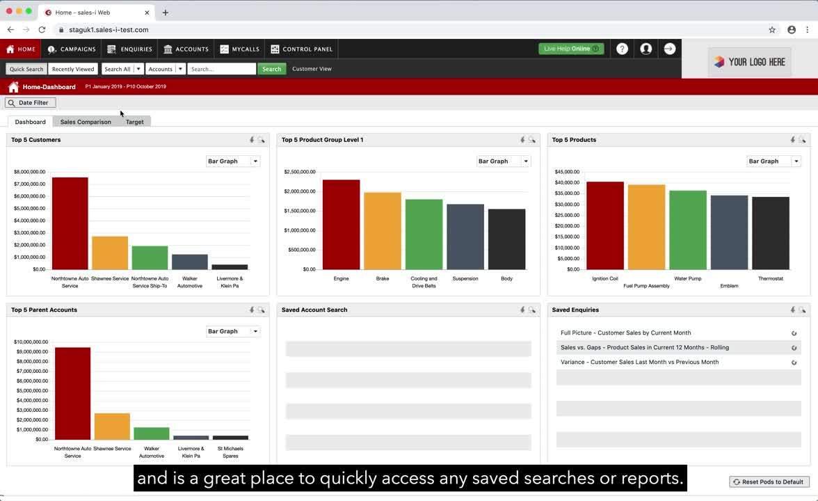 sales-i on Desktop_3_Logging Into sales-i and an Overview_V2