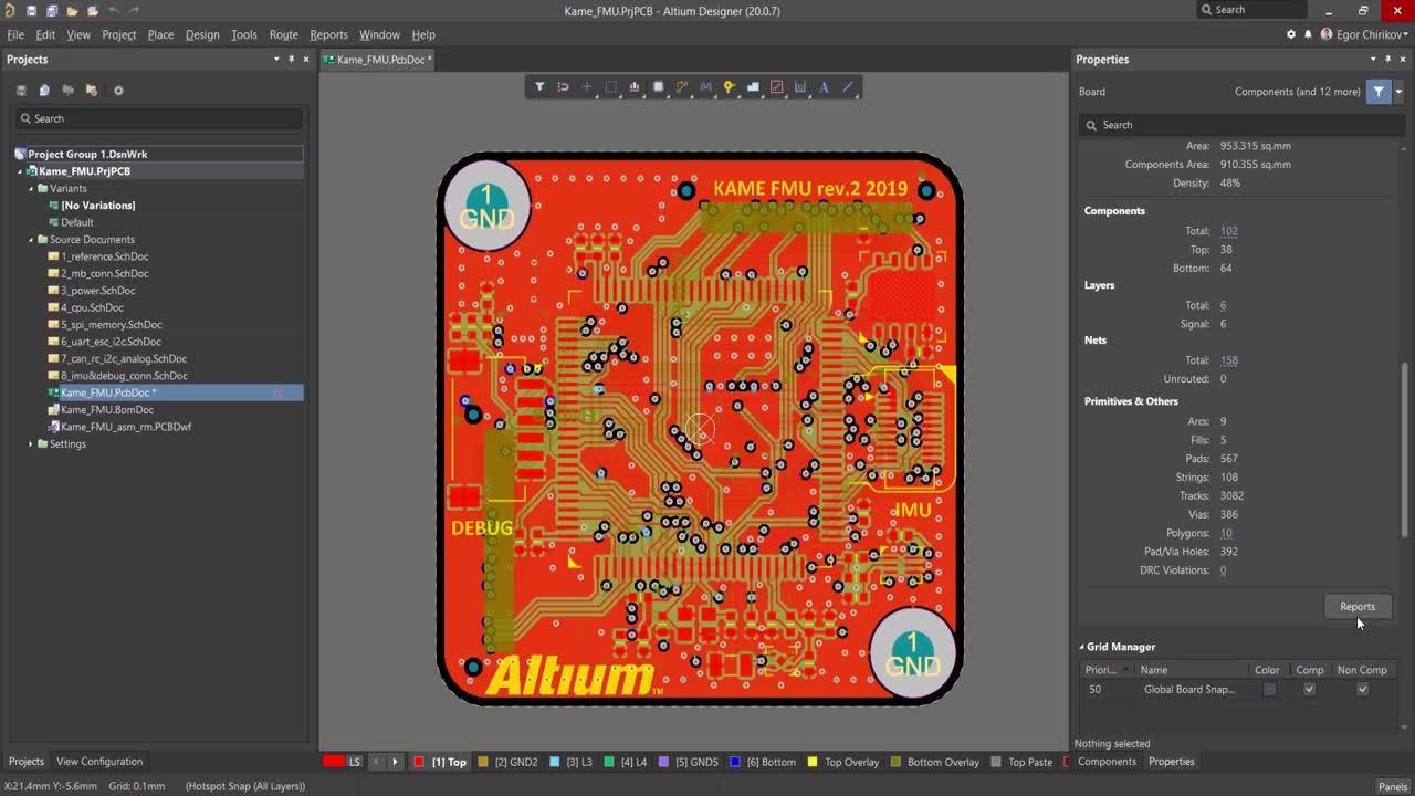 Altium Designer 20 Videos