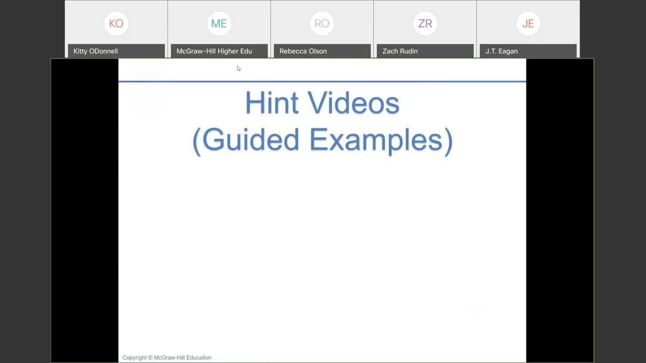 Replacing Accounting Lectures and Office Hours with Video
