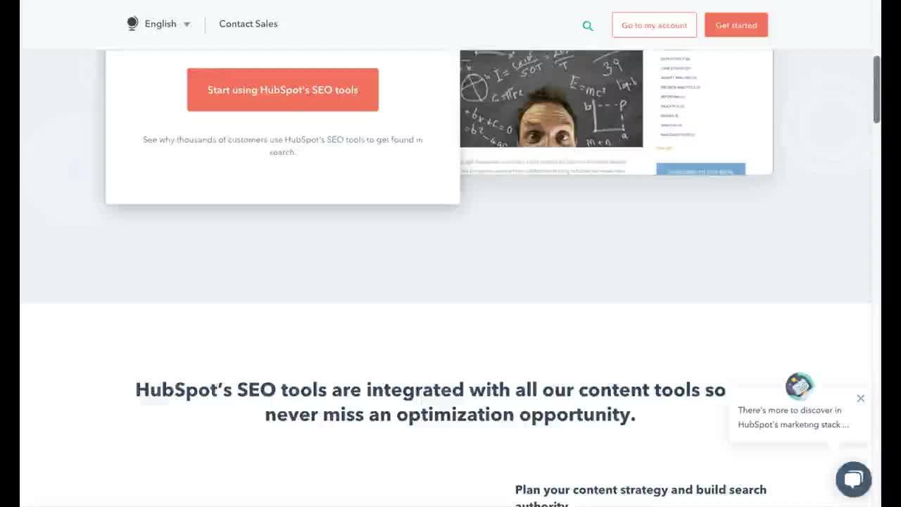 Keyword research HubSpot Current SEO