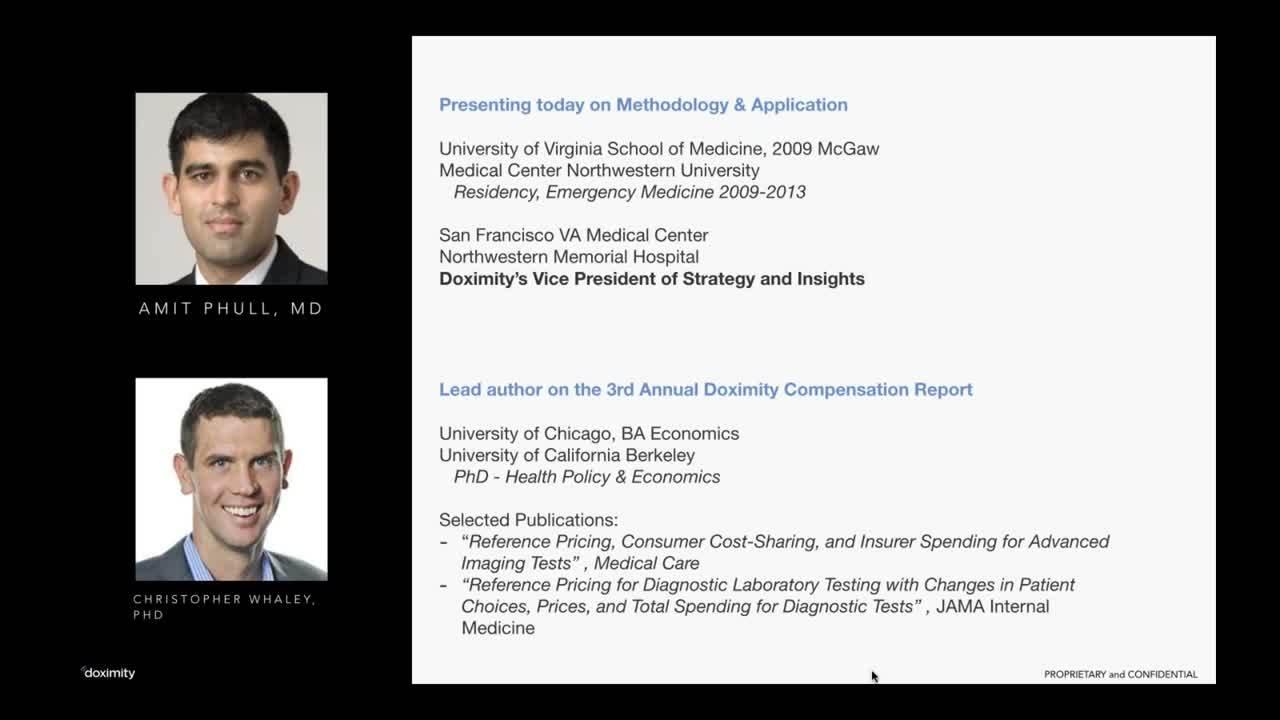 Webinar Recording - 3rd Annual Compensation Report