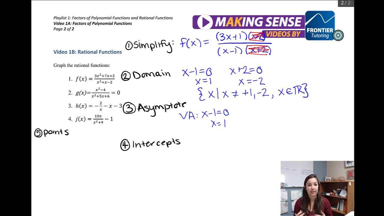 MAKing Sense - Anchorage, AK Math Video Tutorials