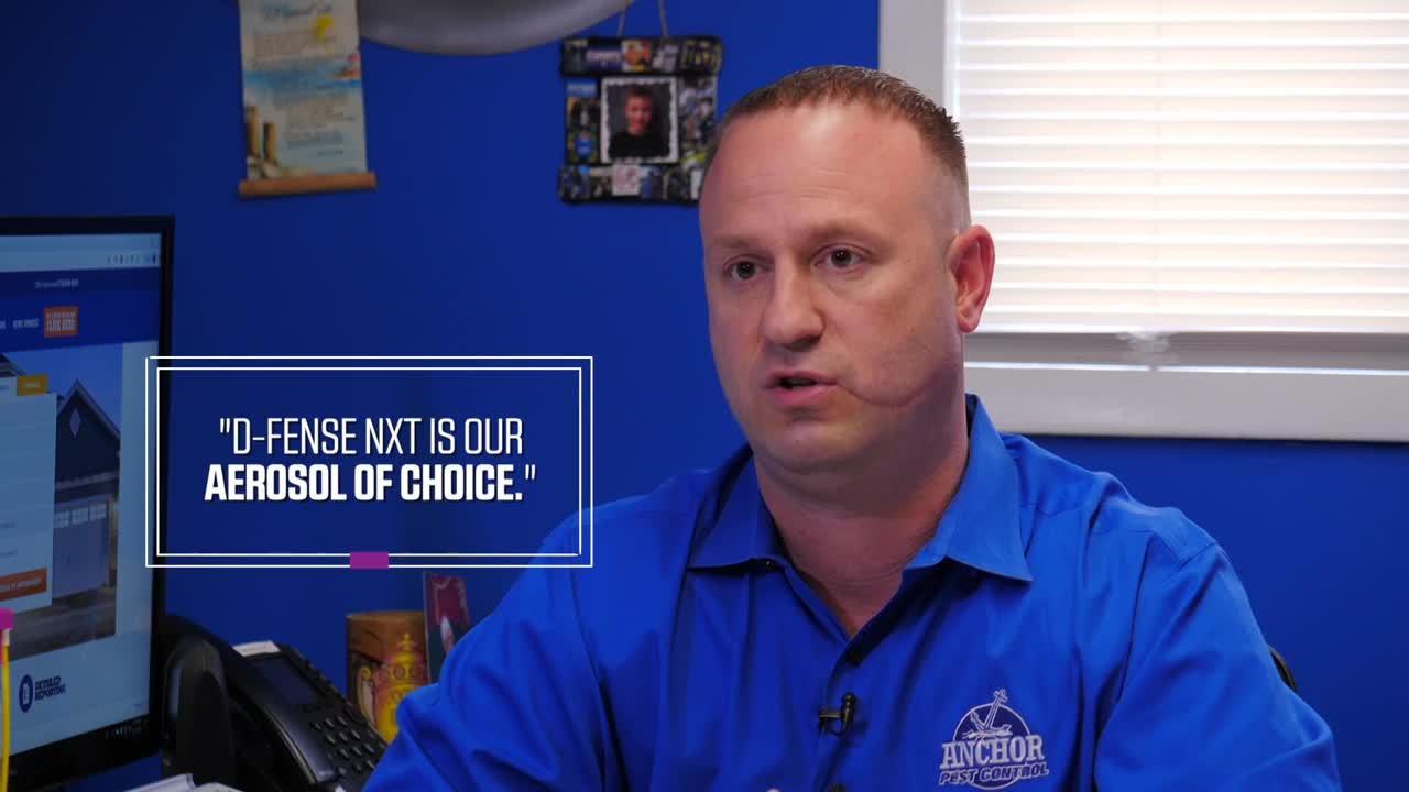 2019 - Anchor Pest Control Testimonial