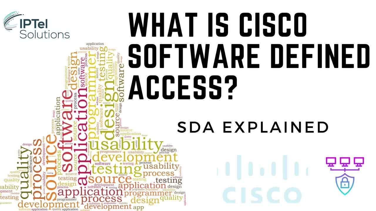 What is Cisco SDA_