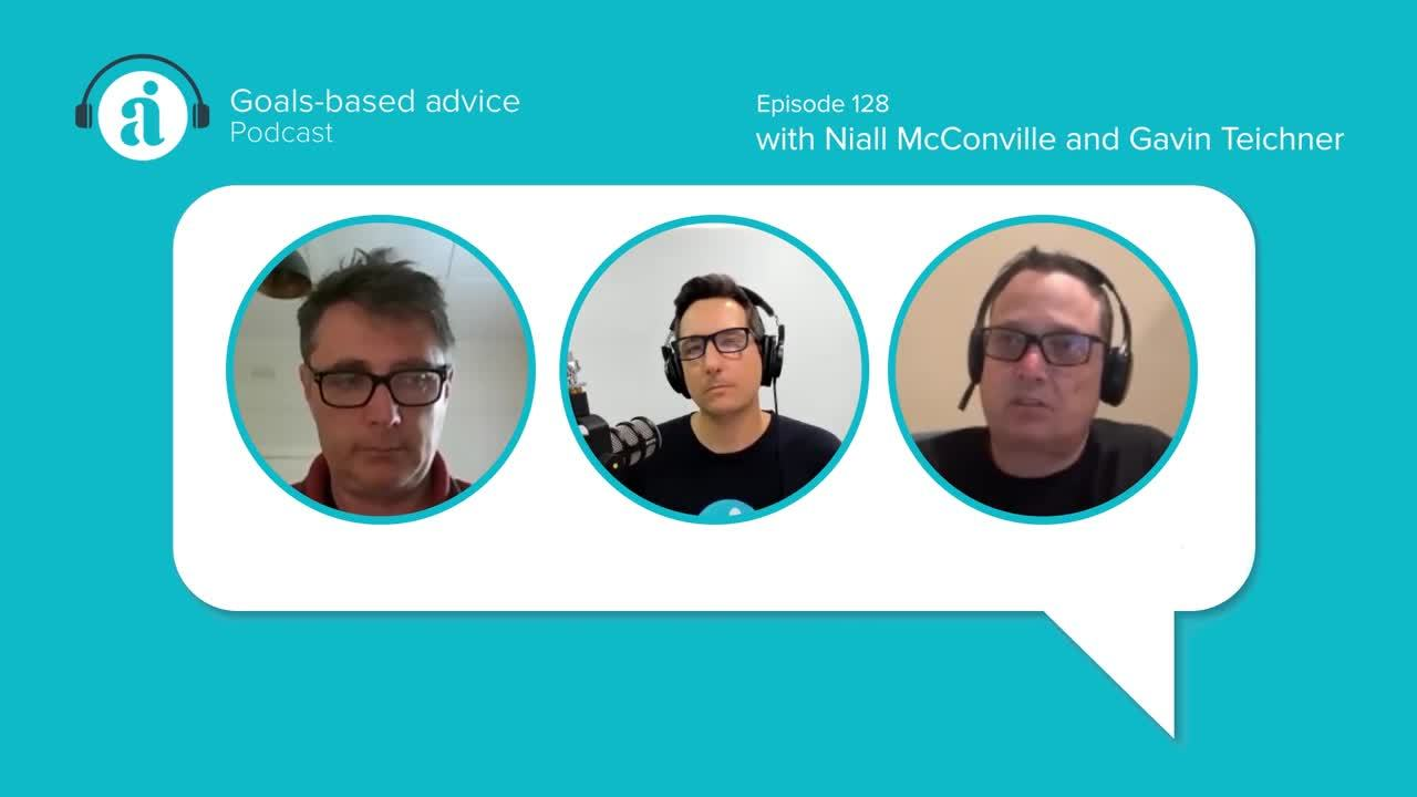 Episode 128 Niall McConville and Gavin Teichner FINAL