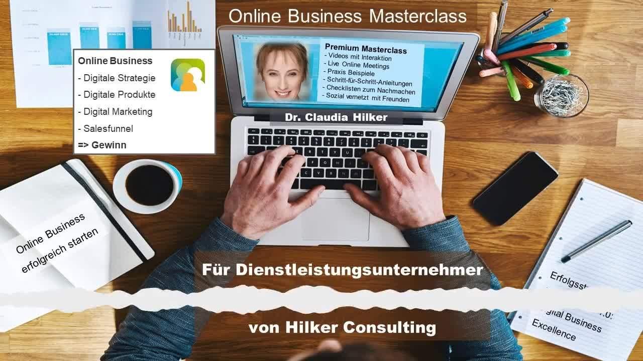 Digitial Marketing Podcast_Online Business Erfolgsfaktoren_Claudia Hilker