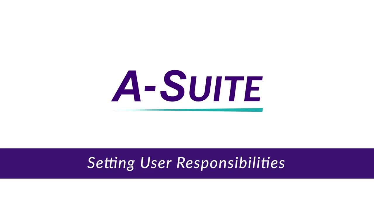 4.4_Setting Up User Responsibilities