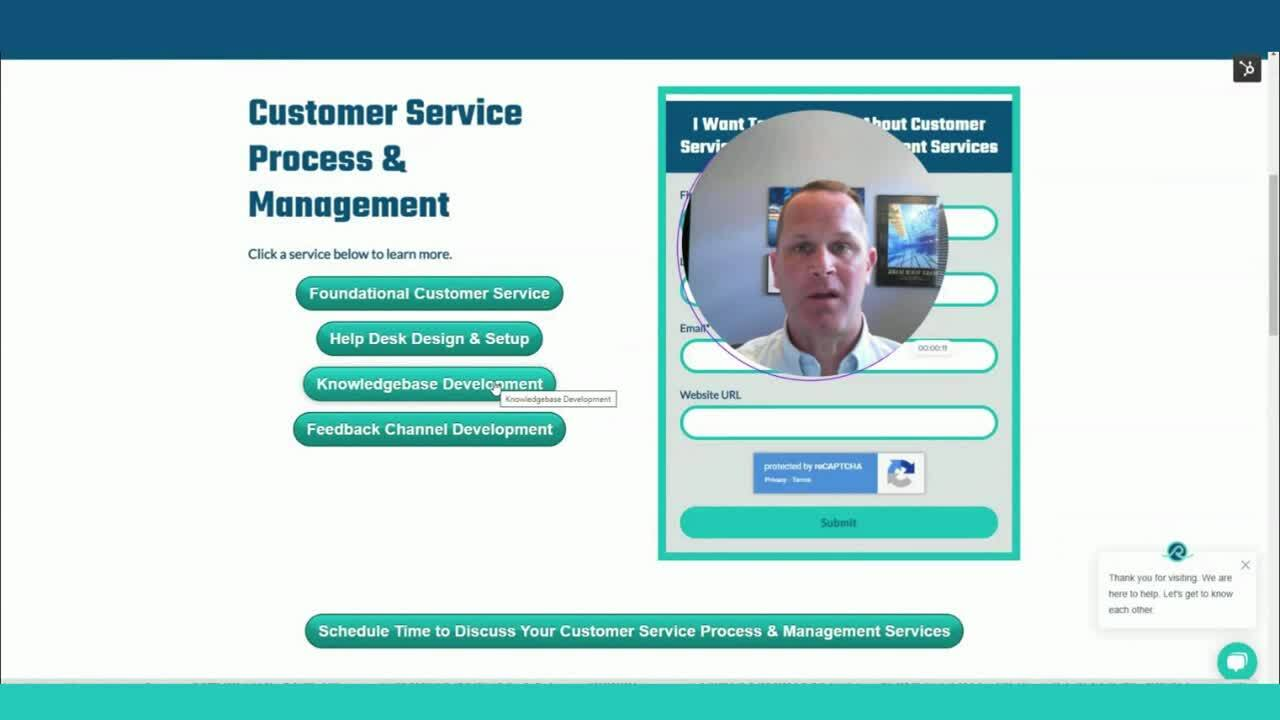 Customer Service Intro