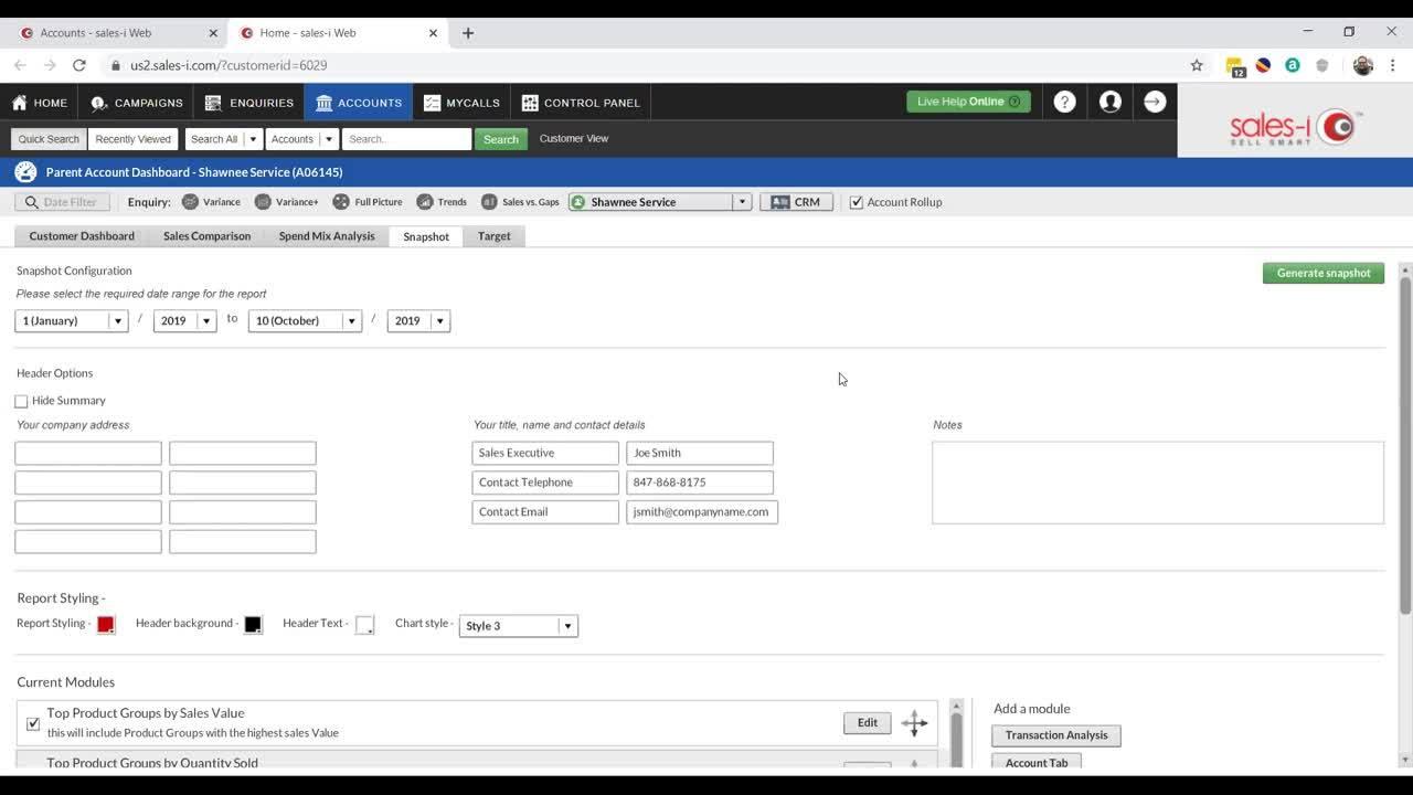 2020-03-12 US Ed Webinar - Exploring the Customer Dashboard