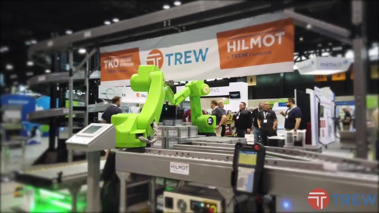 Trew ProMat 2019 Recap