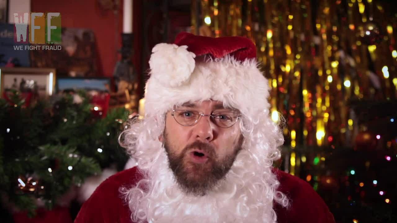 Twelve Frauds of Christmas Day 4