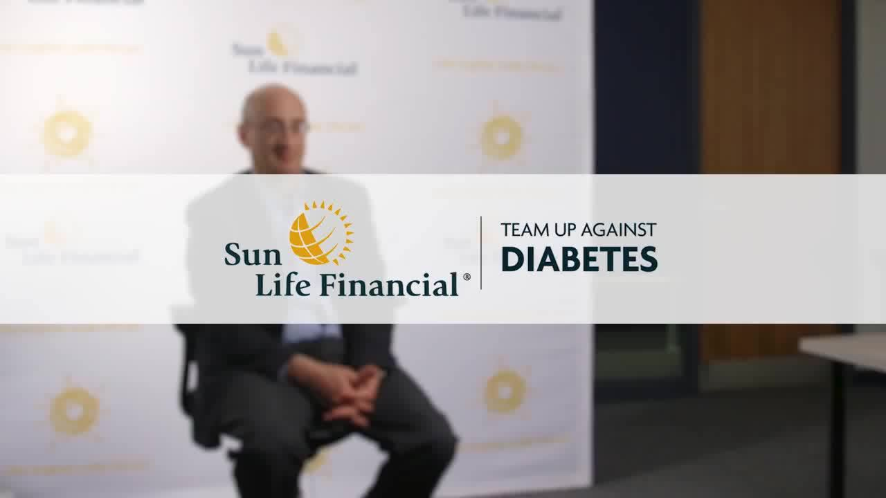 Sun Life's Team Up Against Diabetes grant program (2017)