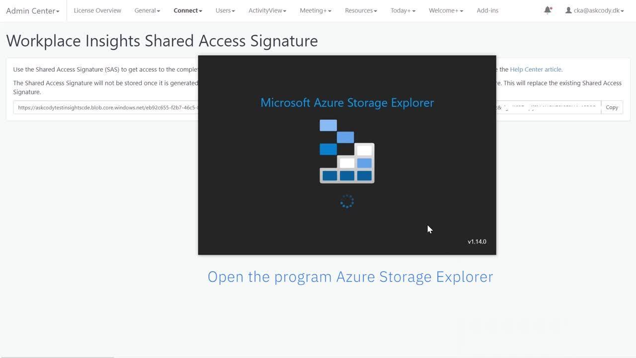 Azure Storage Explorer video_1