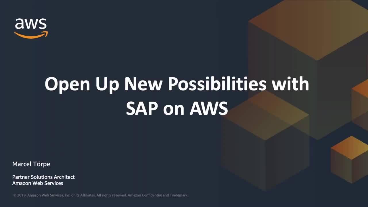 SAP Extend – Entdecken Sie neue Möglichkeiten mit SAP auf AWS
