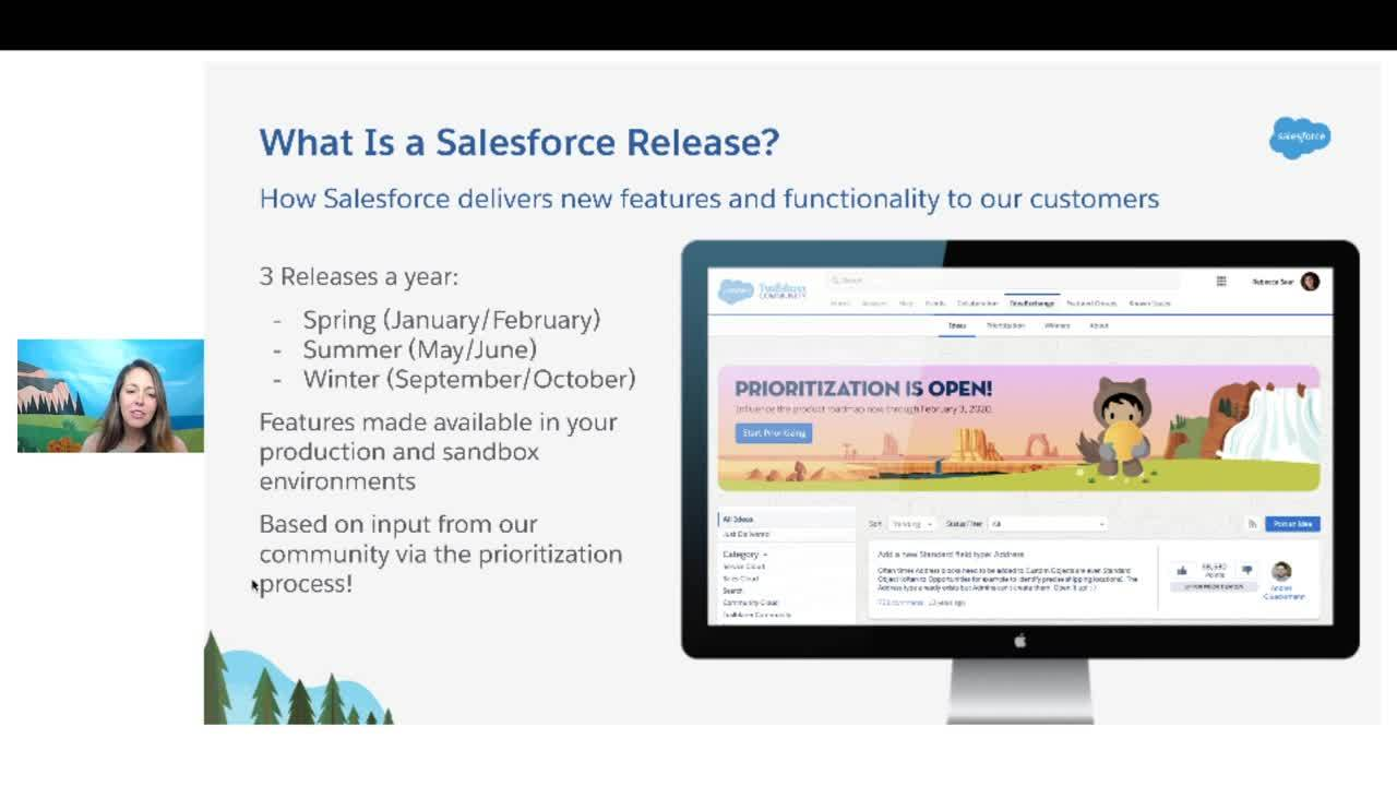 Video: Admin Best Practices: Releases