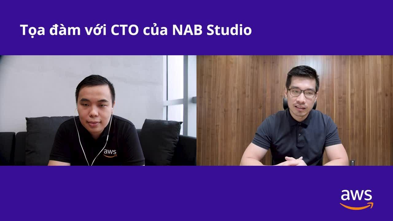 Tọa đàm với Anh Hiếu Trần - CTO của NAB Studio