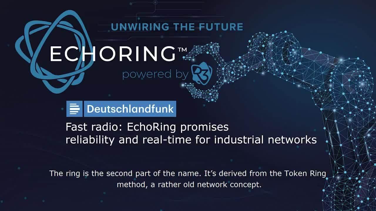 R3 EchoRing Deutschlandfunk feature - English subtitles