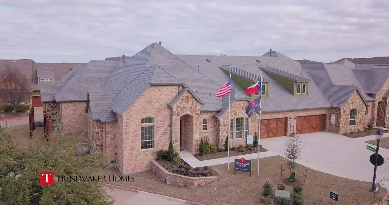 Quinlan Model Home | Retreat at Craig Ranch