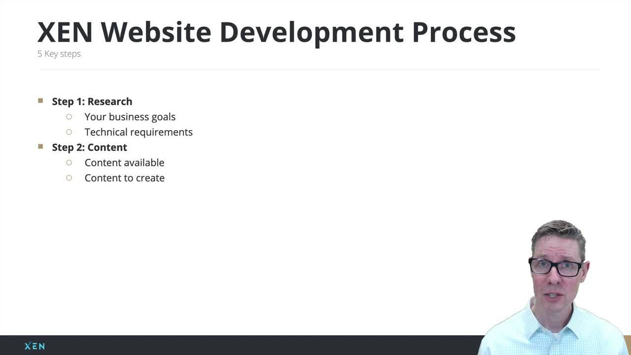 xen-website-development-5-steps