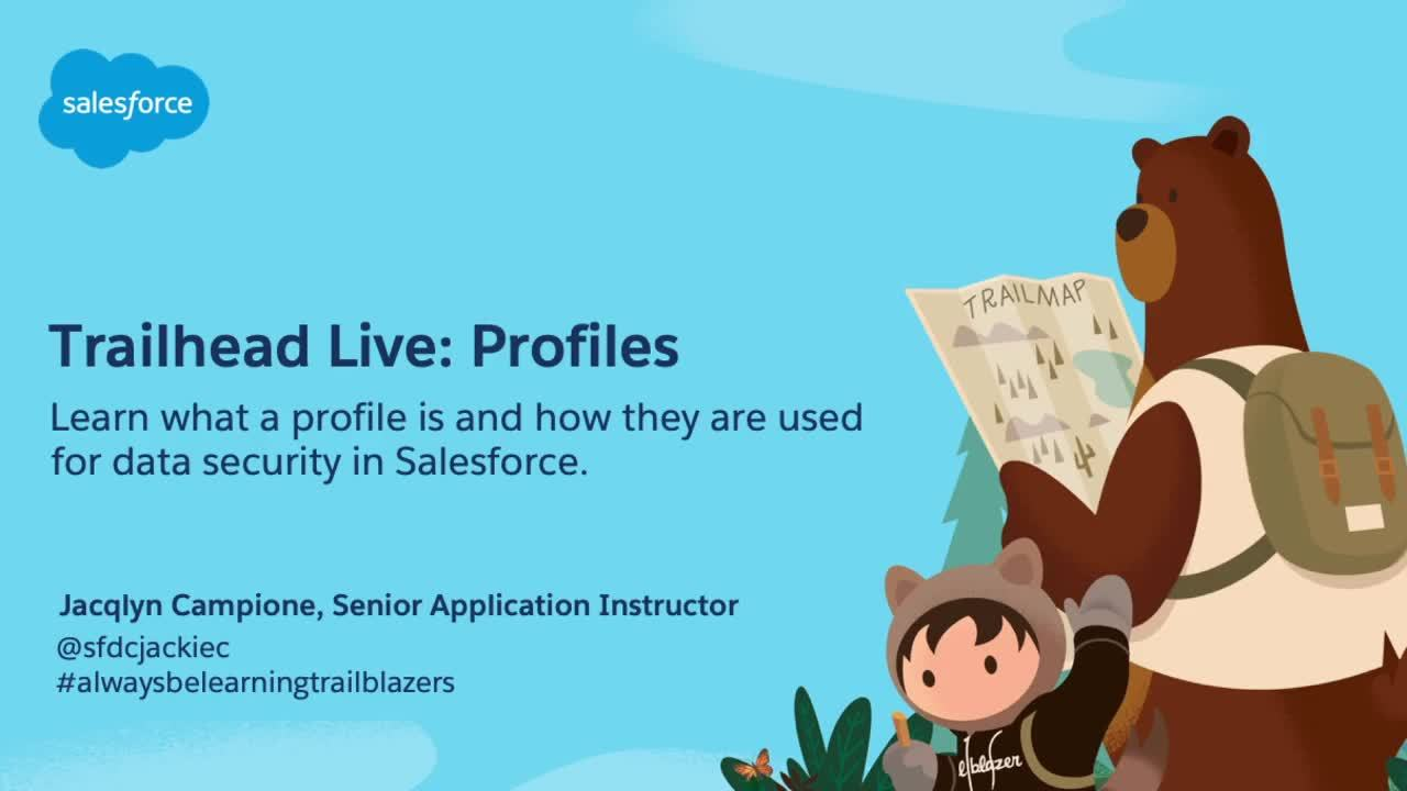 Video: Preparing for Your Admin Certification: Security: Profiles