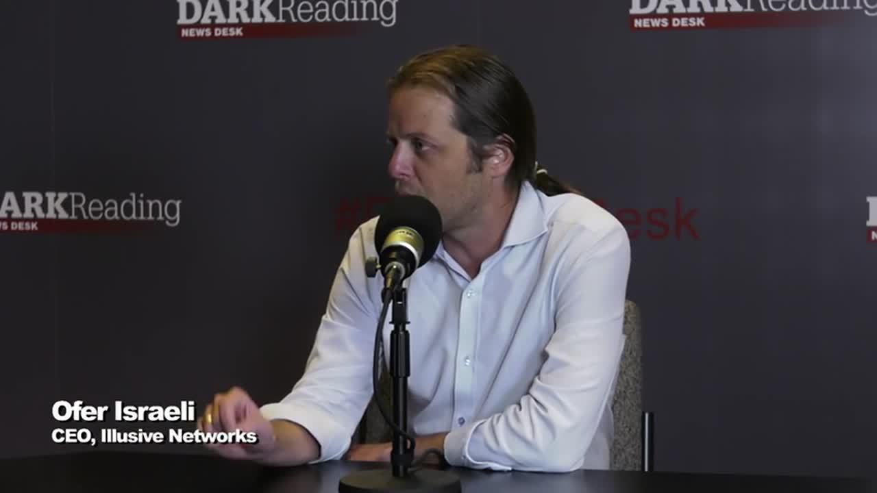 Illusive Networks - DarkReading News Desk Interview at BlackHat Day 2 -2018 V01-1