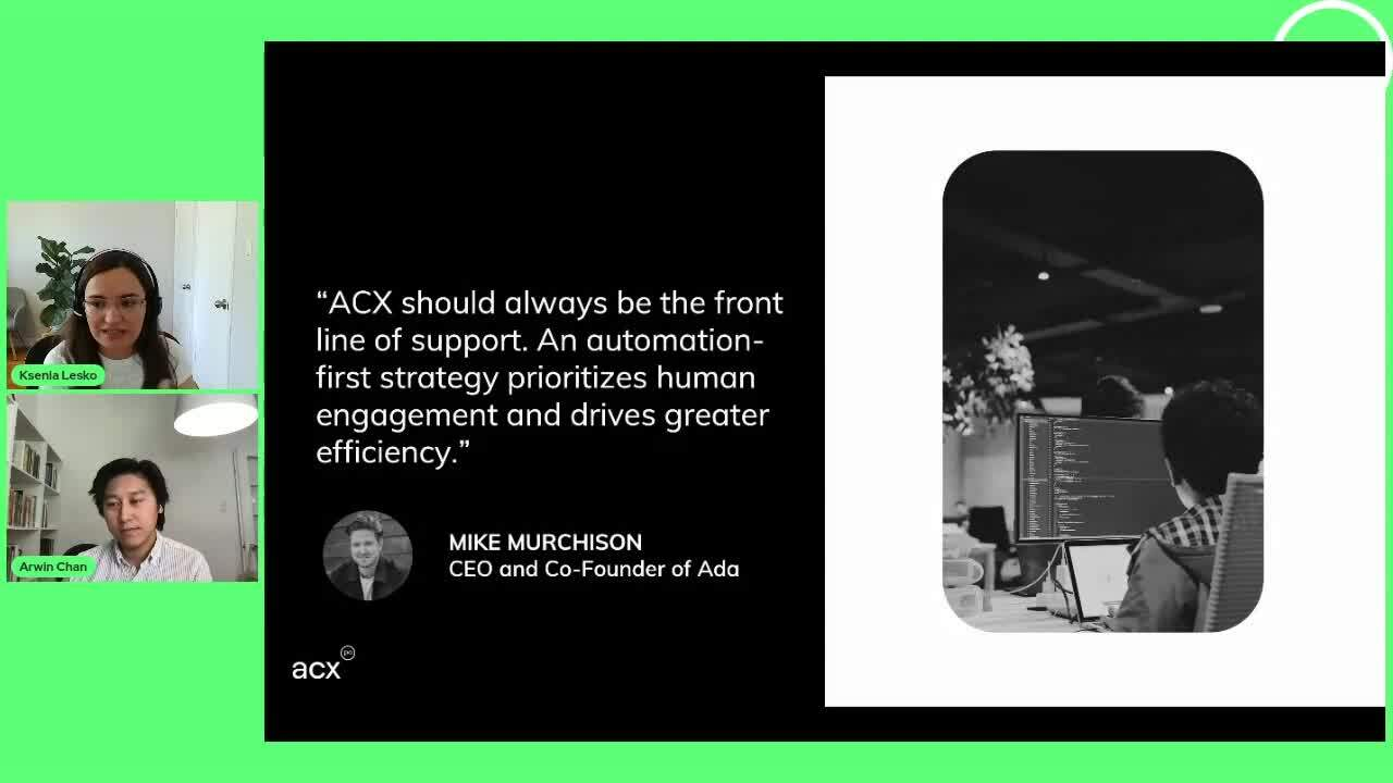 Best Practices for Launching ACX