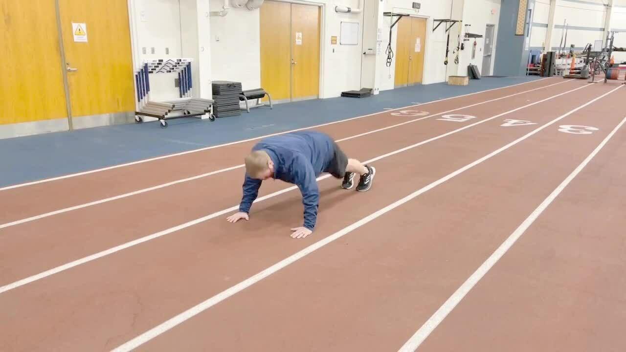 Lower Body Prehab Exercises