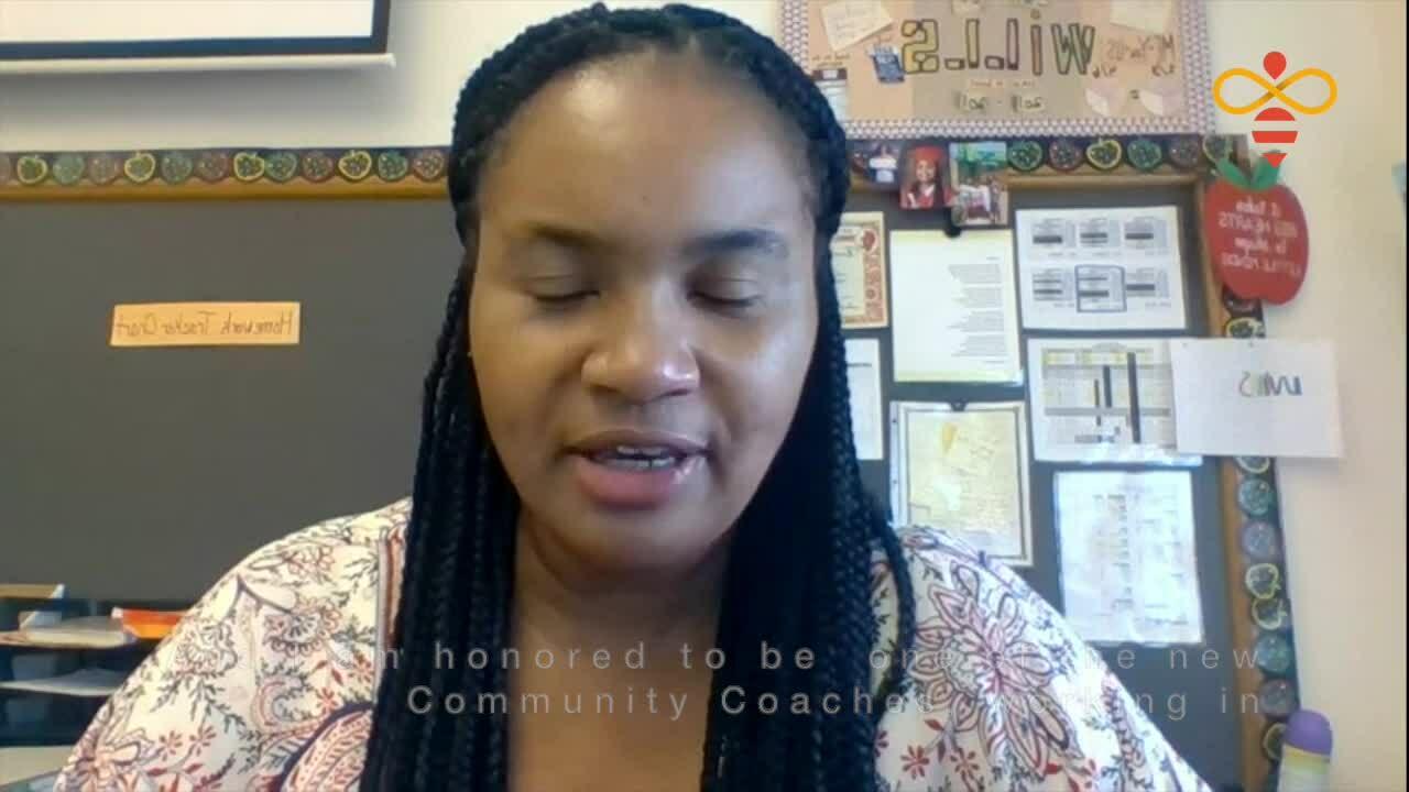 Community Coaches 2021-22