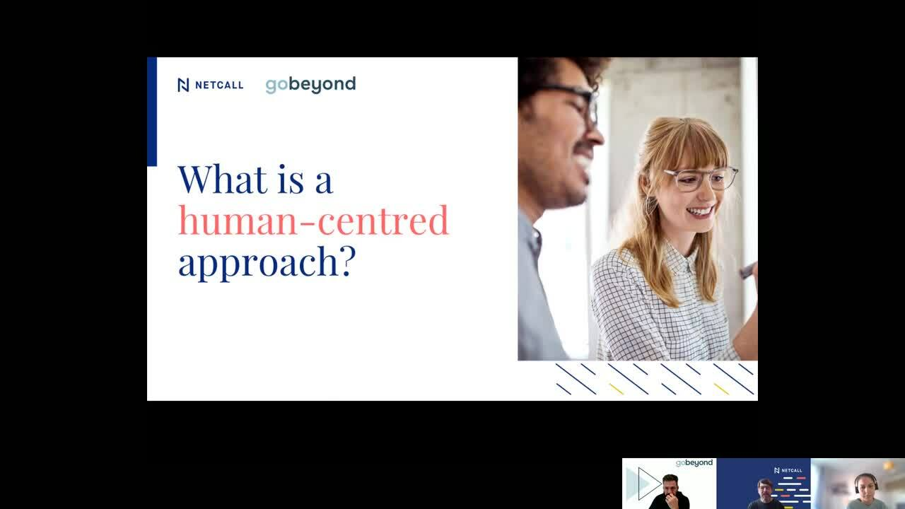 Gobeyond and Netcall - Agile automation snippet