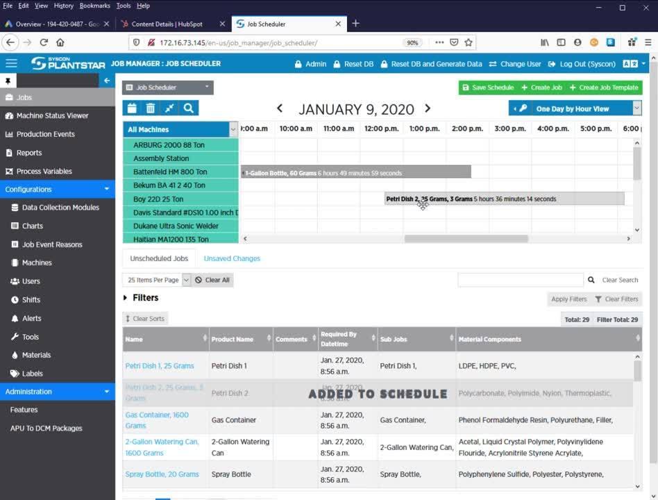 Job Scheduler - Mozilla Firefox 2020-01-08 13-44-05