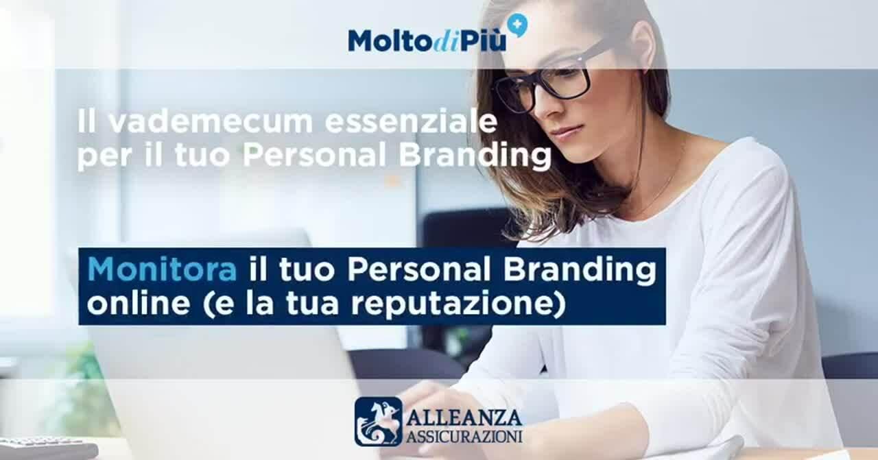 personal branding vademecum