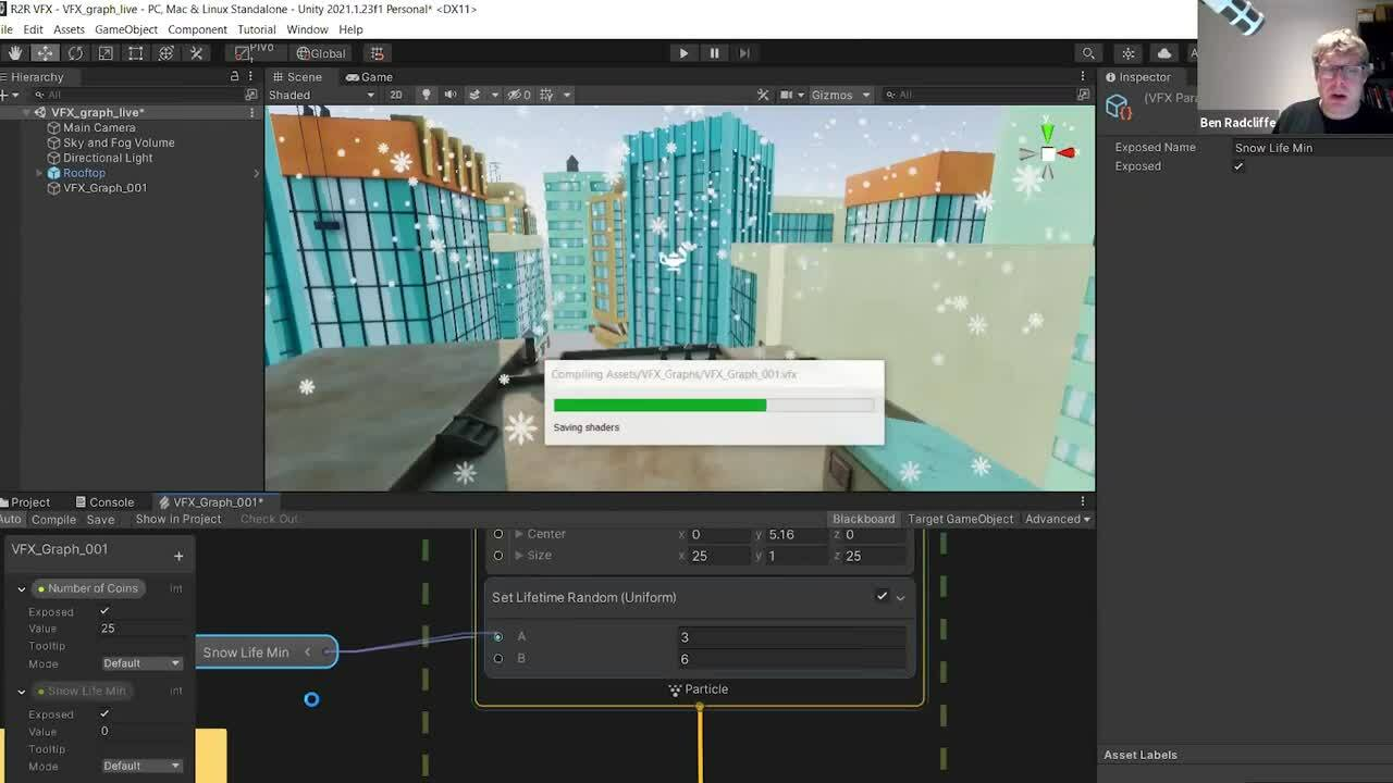 08. Road to Real-Time_ VFX GRAPH