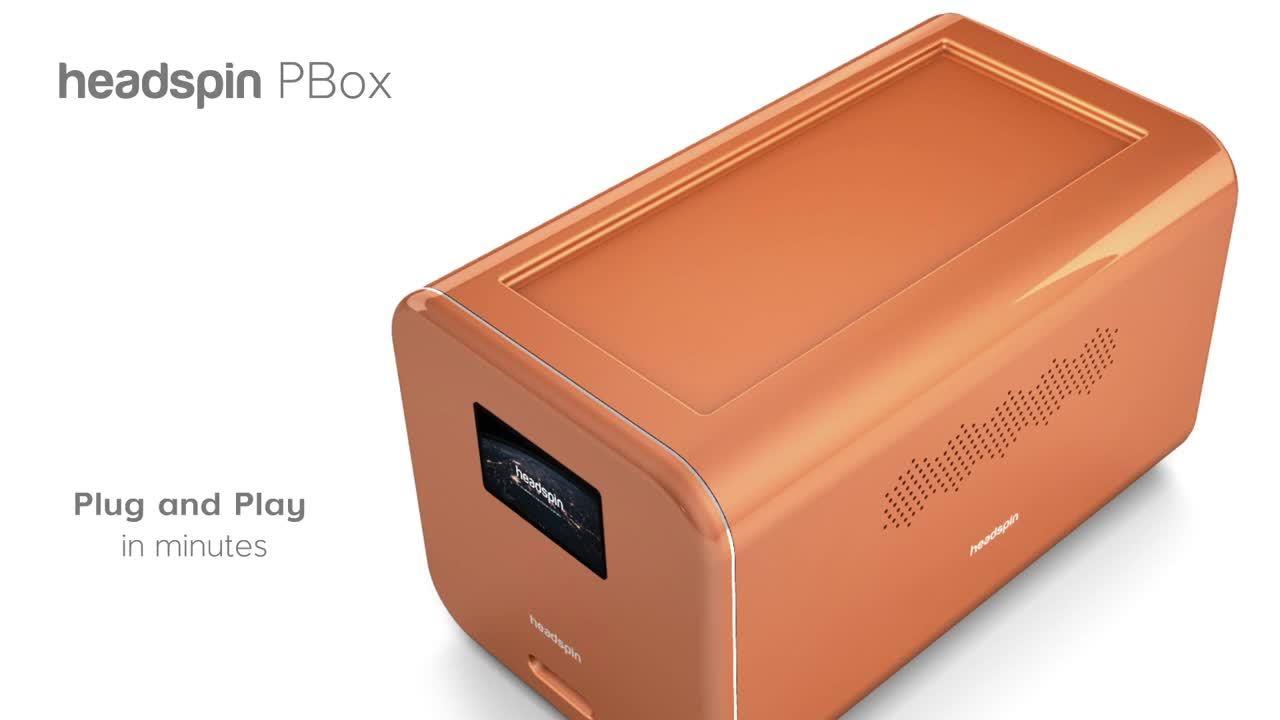Pbox promo video