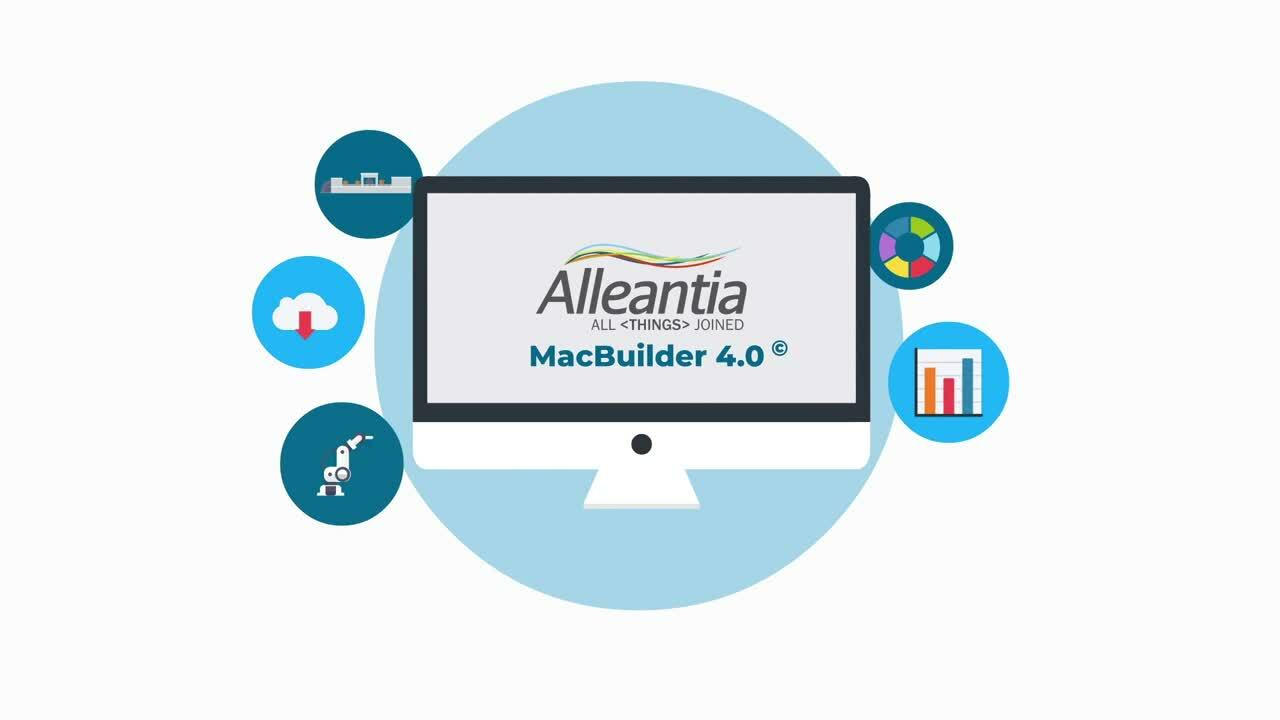 Alleantia MacBuilder 4.0