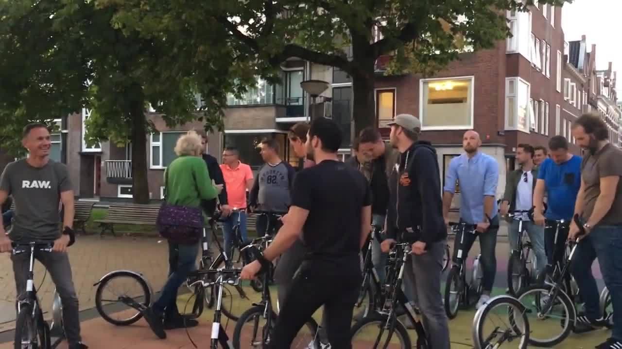 Portiva - Uitje Groningen
