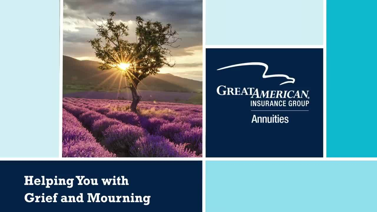 Helping You With Grief & Mourning video
