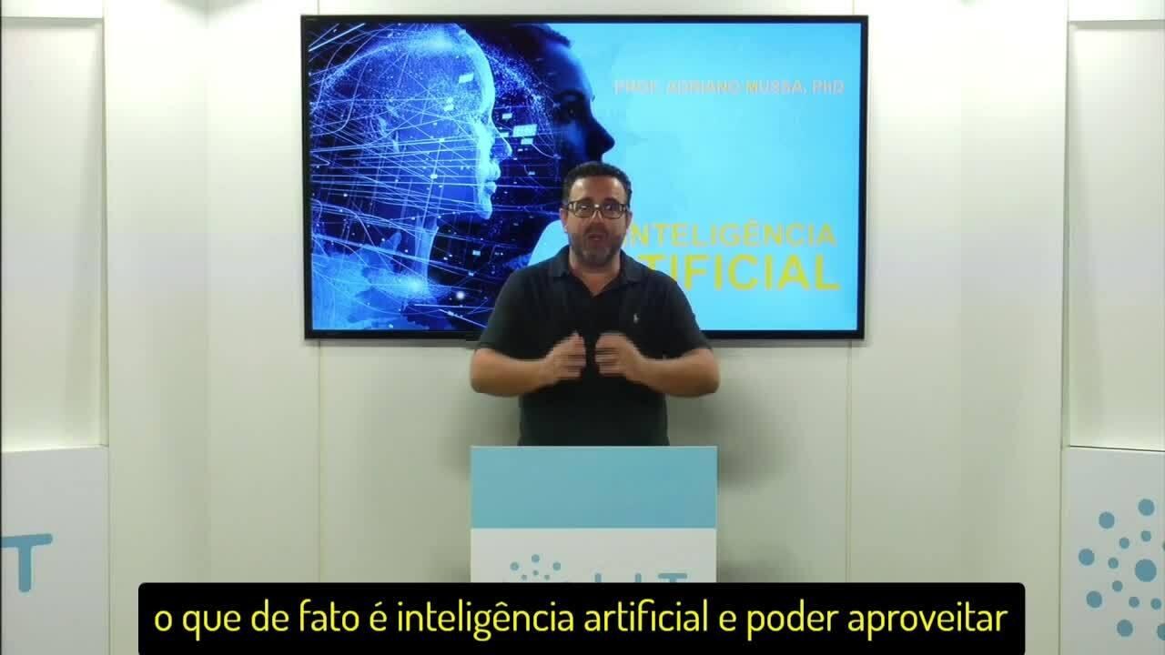 Convite_ Curso Inteligência Artificial para Pessoas de Negócios