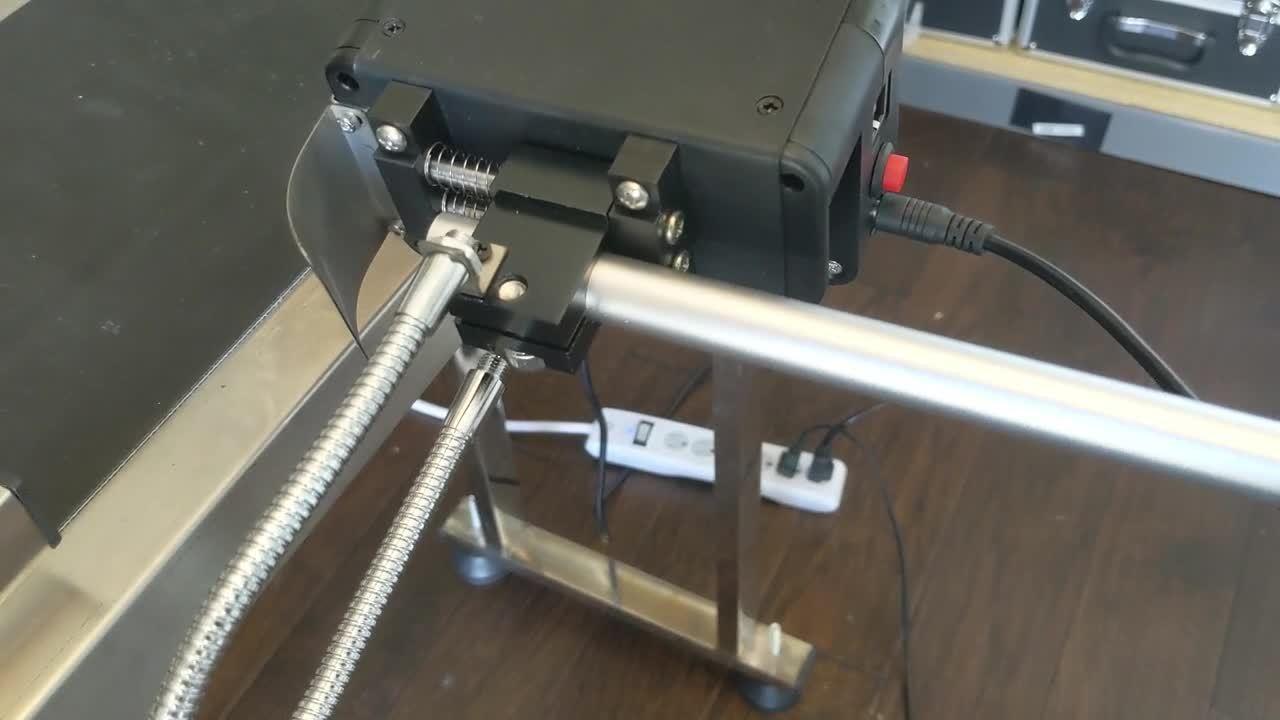 Meenjet M6 Automatic - External Photocell Setup