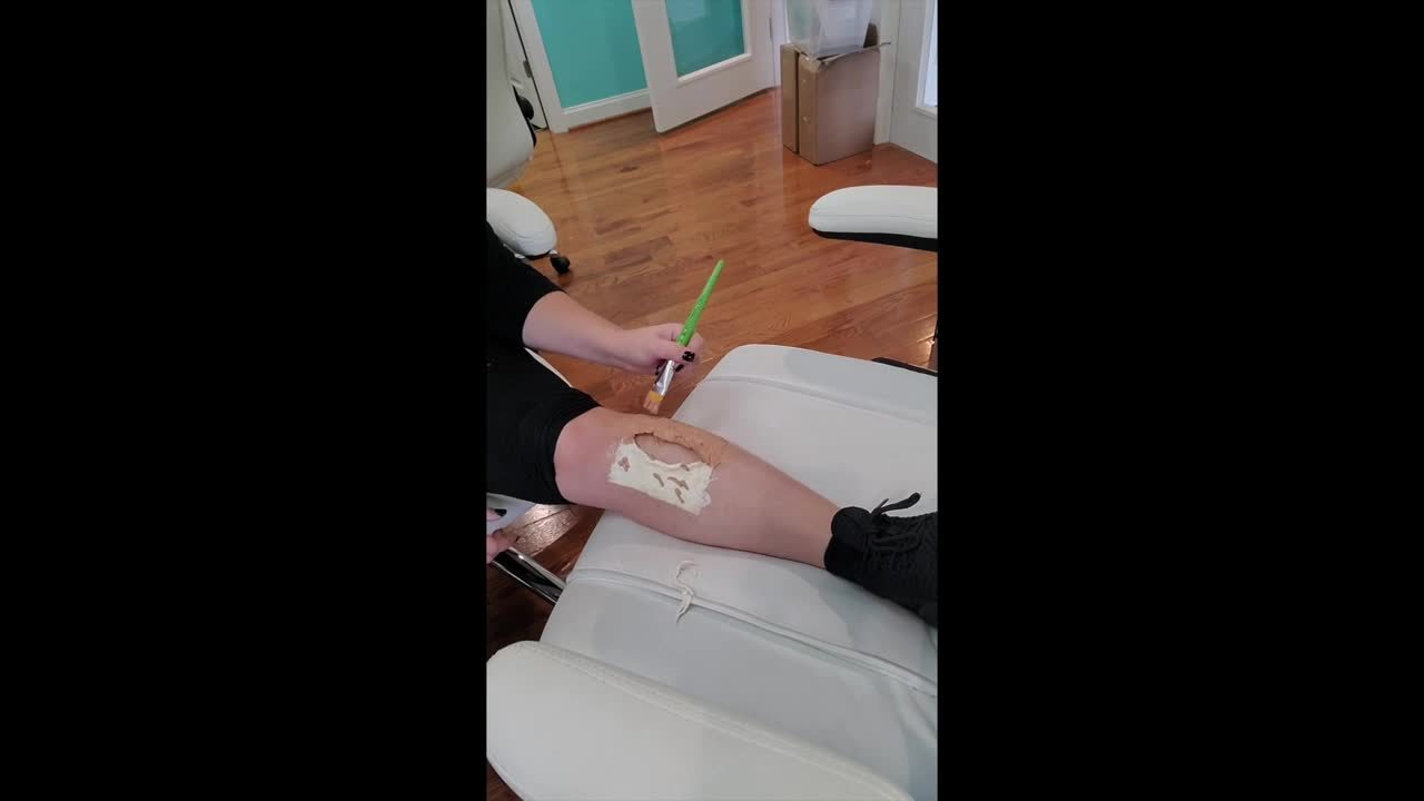 Moulage Video