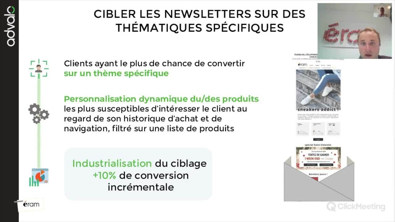 #4#3 Ciblage newsletter
