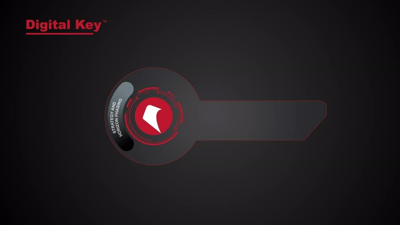 SAGE Digital Key video