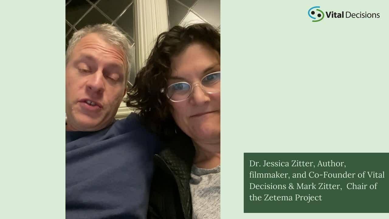 Jessica & Mark Zitter