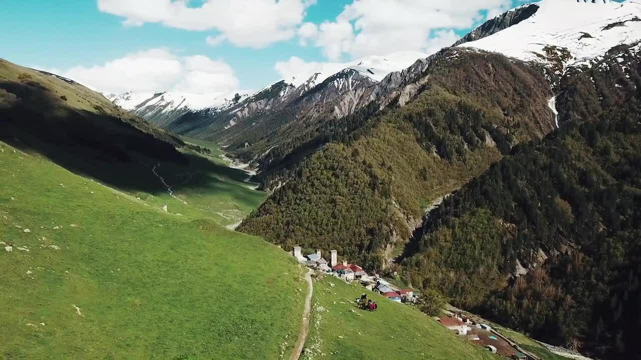 10-daagse-georgie-drone-video
