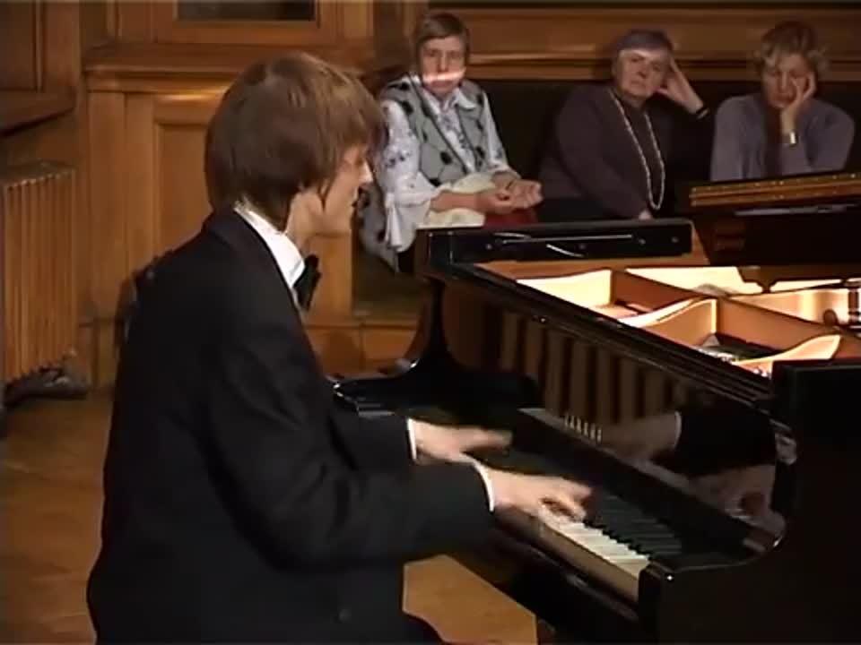 PaganiniLiszt Etude 6