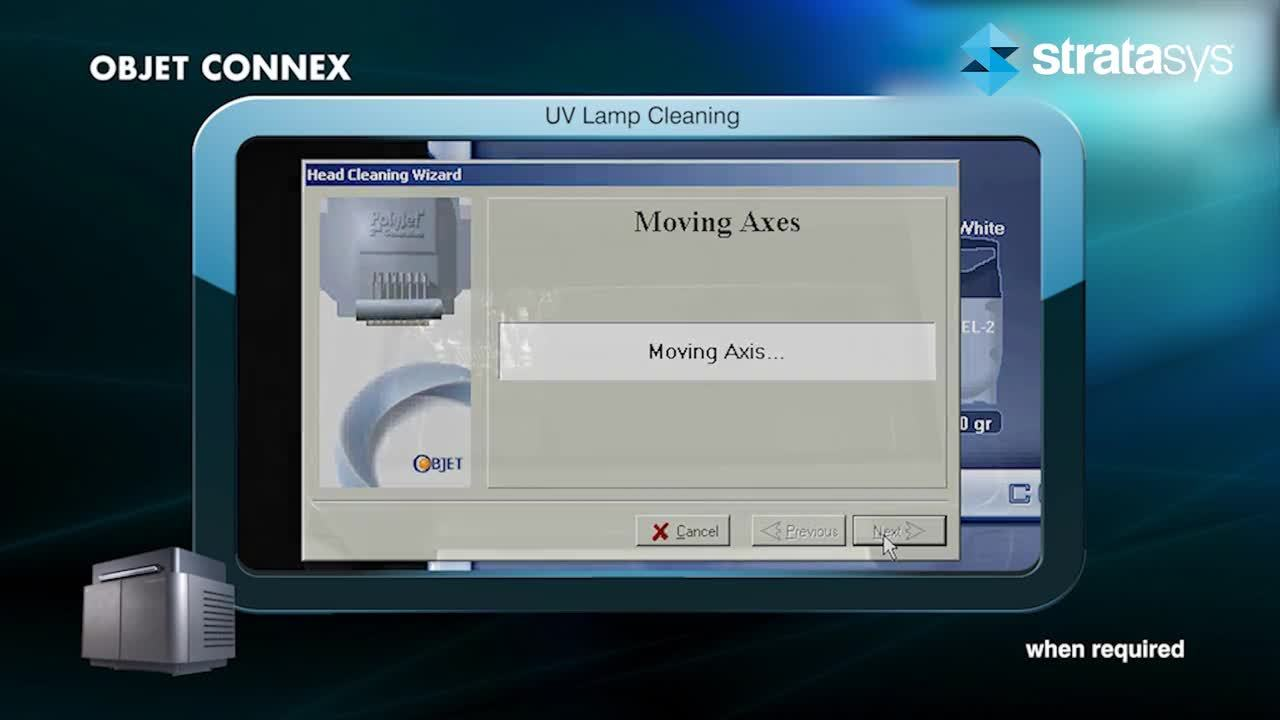 Lamp Cleaning - Connex  %>